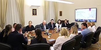Župan Dobroslavić sastao [...]