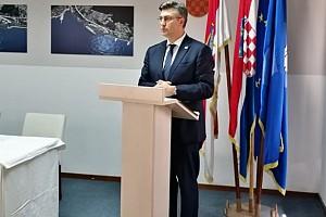 Predsjednik Vlade RH Andrej Plenković sa [...]