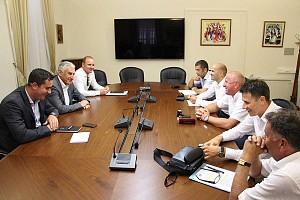 Župan Dobroslavić sa suradnicima [...]