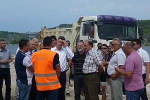 Premijer obišao gradilište Pomorsko-putničkog terminala Vela [...]
