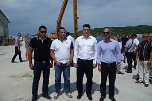 Premijer obišao gradilište Pomorsko-putničkog [...]